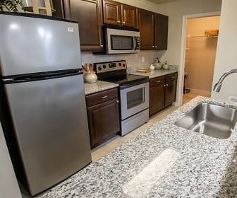 Kitchen, Haven at Commons Park