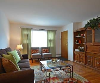 Living Room, Greenfield Gardens