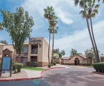 Ventana Palms, La Puerta High School, Phoenix, AZ