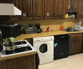 Kitchen, 33-18 23rd Street  (Large Bedroom for Rent)