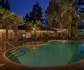 Pool, Pine Valley