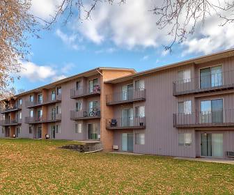 Building, Berkshire Village Apartments