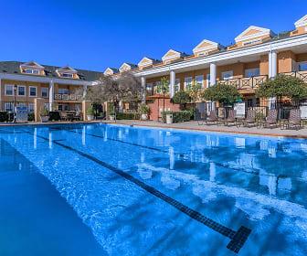 Pool, Heritage Square Senior Apartment Homes
