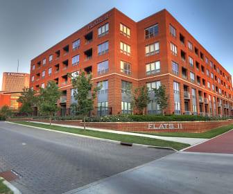 Flats II Apartments, Arena District, Columbus, OH