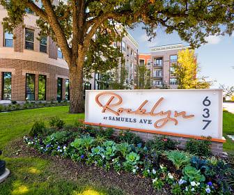Rocklyn Apartments, Tarrant County College, TX
