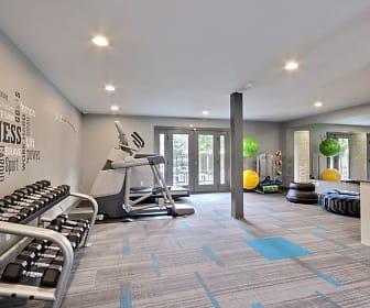 Fitness Weight Room, Nova North