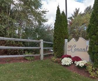 Community Signage, 240 Conant