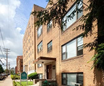 South Windsor Apartments, Upper Hill, Pittsburgh, PA