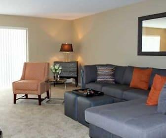 Living Room, Oliver House