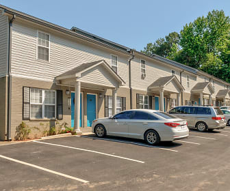 Brookwood Townhomes, Westside Middle School, Winder, GA