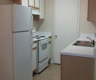 Kitchen, Bristol Park Apartments