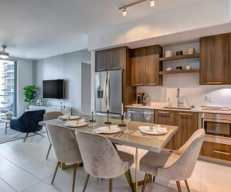 Kitchen, Solitair Brickell
