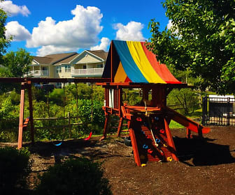 Playground, Oak Hill Apartments and Town Homes
