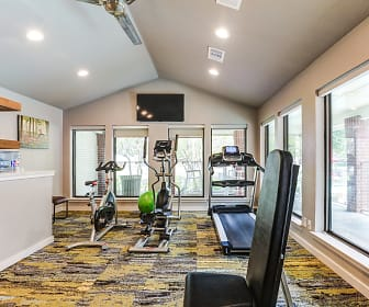 Fitness Weight Room, Embry