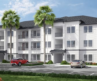 Rendering, Wildgrass Apartments