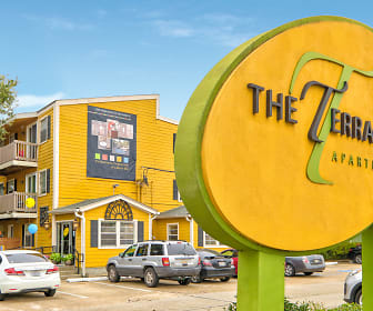 Community Signage, The Terraces at Metairie II