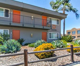Elivia Apartments, Clairemont Mesa East, San Diego, CA