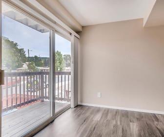 Patio / Deck, Castle Court Apartments