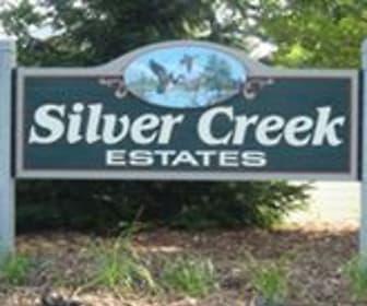 Community Signage, Silver Creek Estates