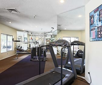 Fitness Weight Room, Sun River