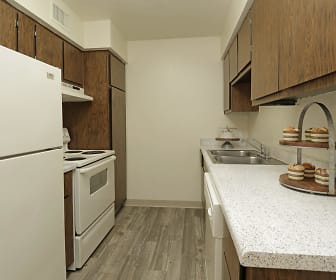 Kitchen, Canyon Heights
