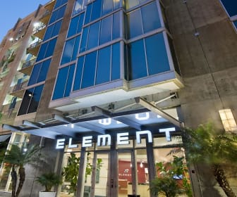 Live in the heart of Tampa!, Element
