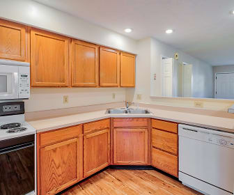 Kitchen, Walnut Springs Condominiums