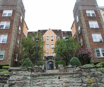 Building, Kentwell Hall