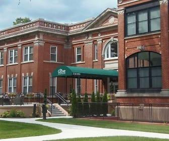 Building, The Grove Saratoga