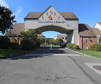 Willamette Landing, Chemeketa Community College, OR