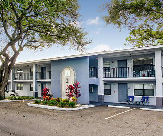 Serenity Creek, Tyrone Middle School, Saint Petersburg, FL