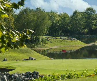 Landscaping, The Links at Harrison