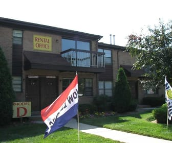 Winding Woods, Sayreville War Memorial High School, Parlin, NJ