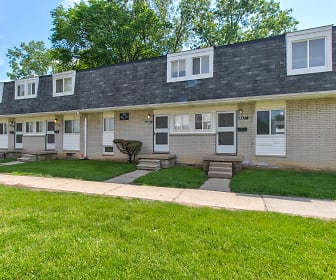Midway Square Townhomes - Affordable, Atherton East, Flint, MI