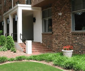 Wedgwood Apartments, Oakwood, Raleigh, NC
