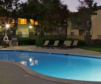 Pool, eaves Union City