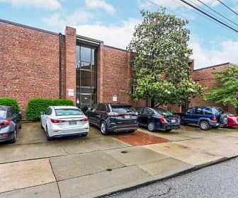 Monastery Apartments, Pendleton, Cincinnati, OH
