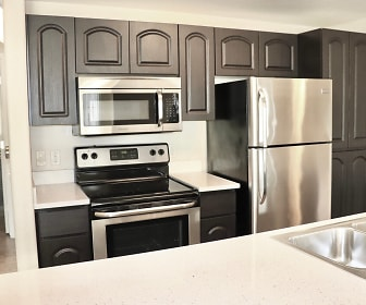 Kitchen, The Place at Creekside