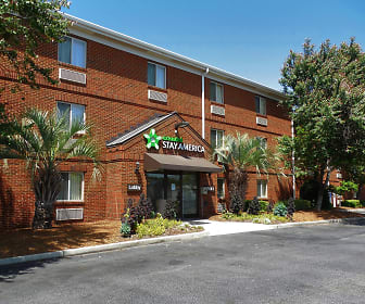 Building, Furnished Studio - Charleston - Northwoods Blvd.