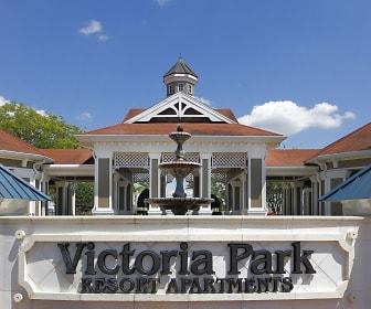 Community Signage, Victoria Park Resort Apartment Homes