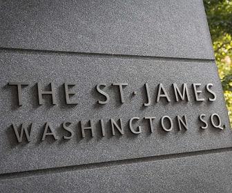 The St. James, Old City, Philadelphia, PA