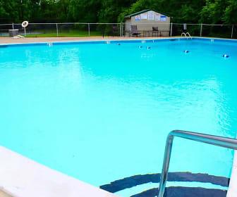 Pool, Countrybrook Apartments