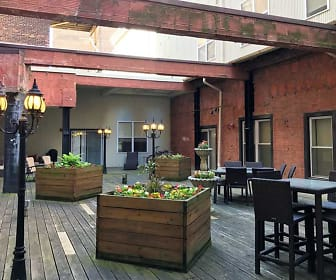 Great Community Spaces, The Grant