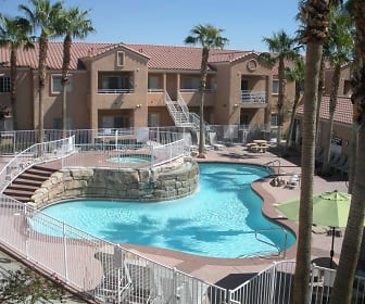 Pool, Craig Ranch Villas