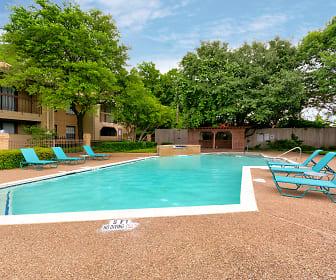 Pool, Pleasant Creek