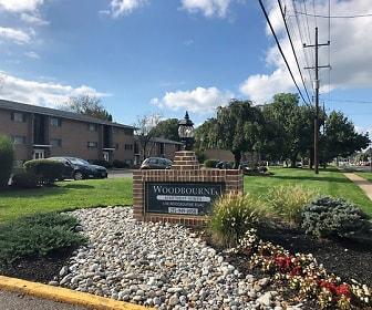 Community Signage, Woodbourne Apartments