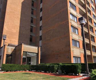 Highland Plaza Apartments, East Liberty, PA