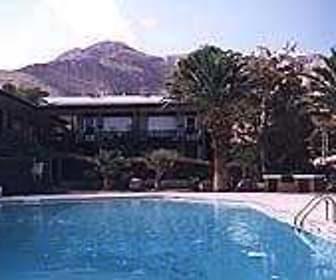 Pool, Mountain Shadows