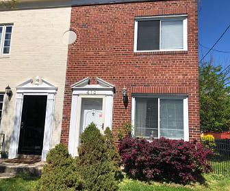 Building, 413 Gibbon Street