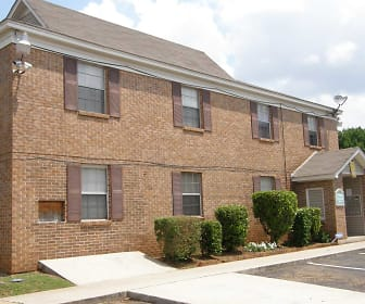 Westgate Apartments, Downtown, Huntsville, AL